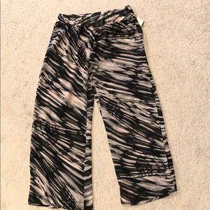 Halogen swim coverup pants
